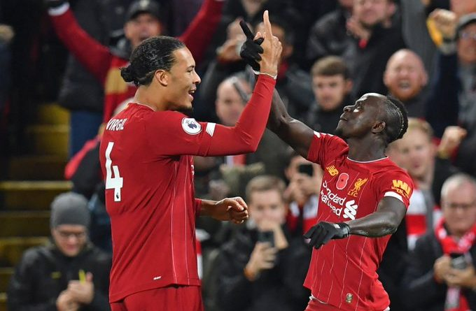 Liverpool s'envole , but sadio mane