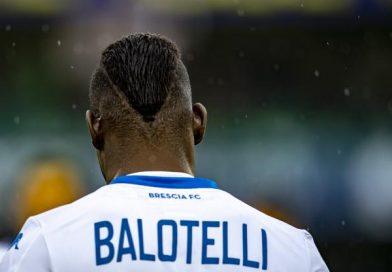 Brescia : Mario Balotelli viré prématurément de l'entraînement par son entraîneur