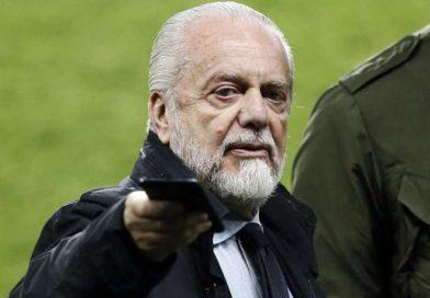 Naples, mutinerie : Aurelio De Laurentiis a tranché pour les sanctions