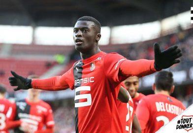 Vidéo , Ligue 1 : Rennes 2-1 Nîmes , Doublé de Mbaye Niang !