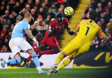 Premier League , Liverpool 3-1 Man City : Regardez le but de Sadio Mané !