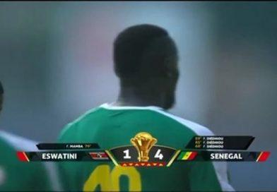 Elim CAN 2021 , Vidéo : Voici le résumé du match Eswatini vs Sénégal !