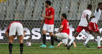 l'Égypte commence par un nul contre le Kenya