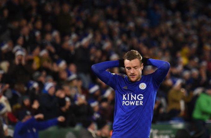 Leicester 1-1 Norwich