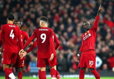 Premier League , Vidéo : Liverpool 1-0 Wolves , Le but de Sadio Mané en 3 phases de jeu !