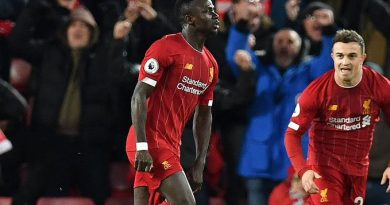 mane vs everton 2019