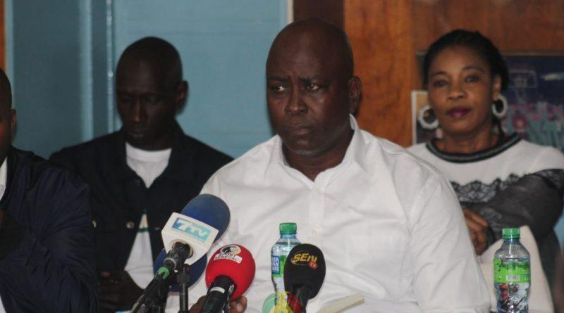 El Hadji Diop, Mborika Fall et Khady Diop