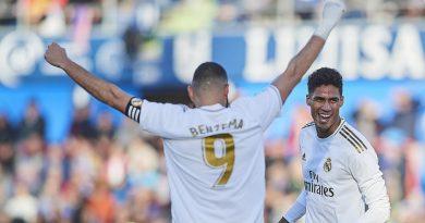 Real Madrid disposent de Getafe