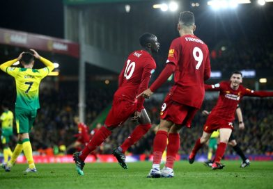 Vidéo – PL , Norwich 0-1 Liverpool : Le but de Sadio Mané face à Norwich !