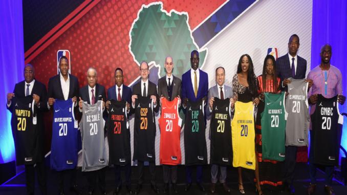 La ligue africaine de Basketball