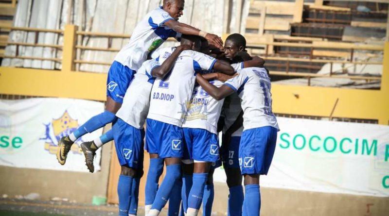 Teungueth FC creuse encore l'écart