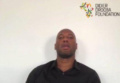 Coronavirus : Didier Drogba envoie un message fort !