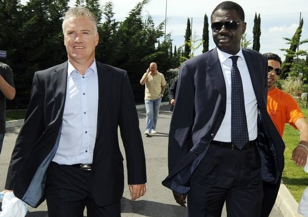 deschamps - pape diouf