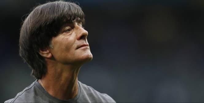 Euro 2020: Joachim Löw est impatient de défier l'Angleterre