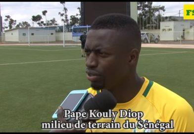 Vidéo , Pape Kouly Diop : « Je me suis retiré de l'équipe nationale car je ne me sentais pas aimé »