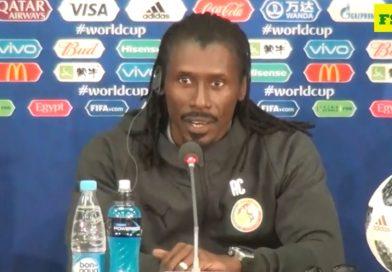 Matchs amicaux : Liste des joueurs sélectionnés par Aliou Cissé !