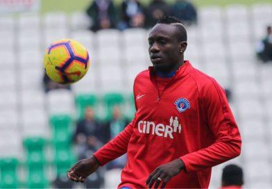 Equipe Nationale : Mbaye Diagne fait un clin d'œil à Aliou Cissé !