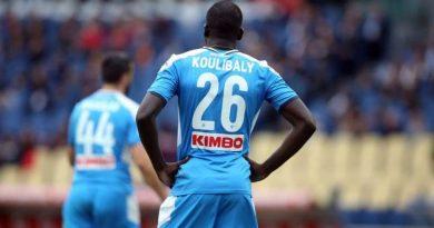 Dossier Koulibaly : Manchester City va rencontrer Naples