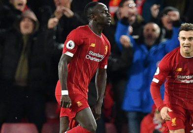 Vidéo : La dernière victoire de Liverpool à Everton sur un but de Sadio Mané  !