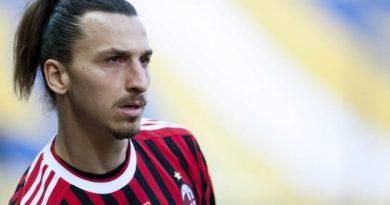 Milan AC : Zlatan Ibrahimovic prolonge d'un an