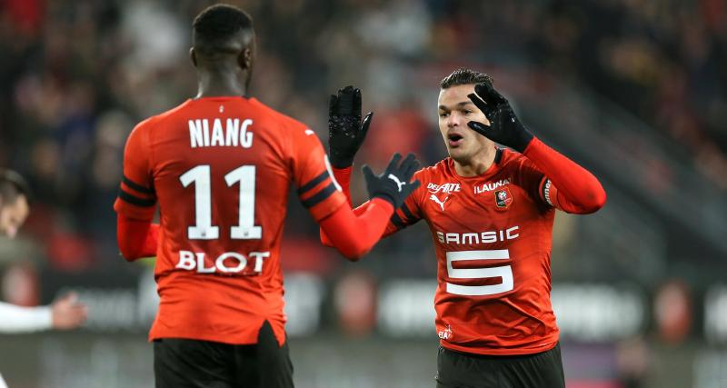 Ligue 1 : Mbaye Niang admiratif du talent de Hatem Ben ...