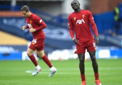Vidéo : Sadio Mané était apparemment un peu trop pressé de rejouer au foot …
