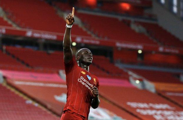 Premier League : Top Player EA SPORTS FIFA de l'année , Venez voter pour Sadio Mané  !
