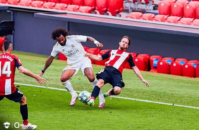 Le Real prend provisoirement 7 points d'avance sur le Barça