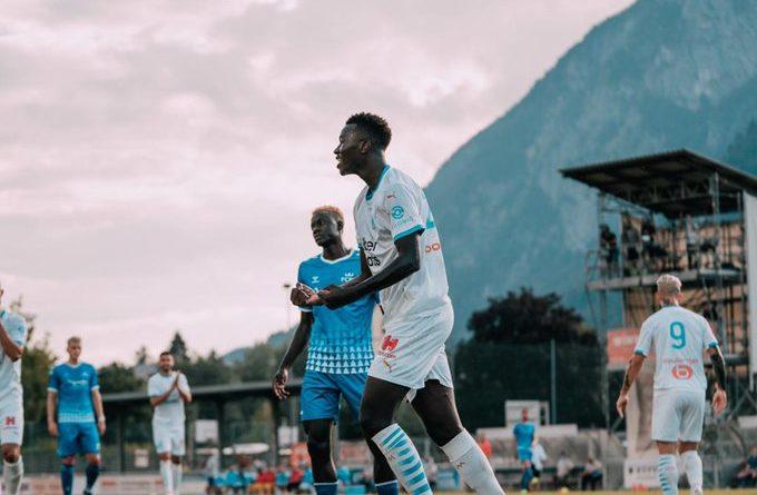 Premier match et premier but pour la dernière recrue Pape Gueye
