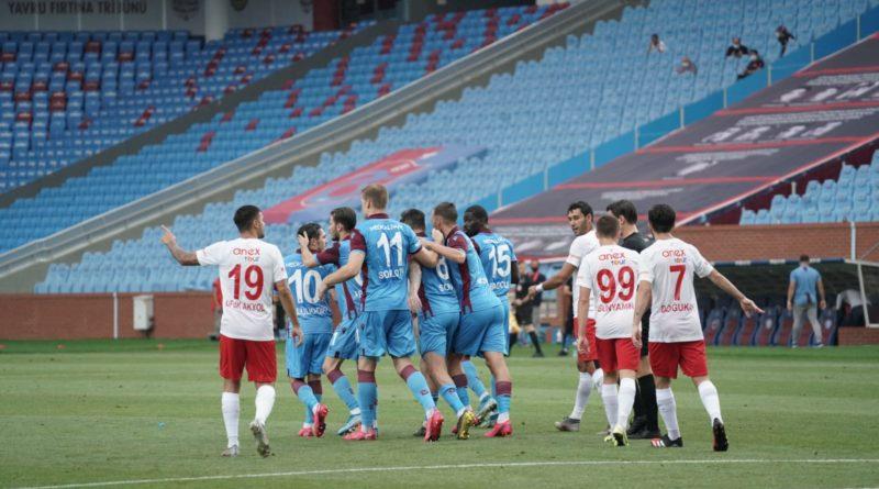 encore un nul pour Trabzonspor
