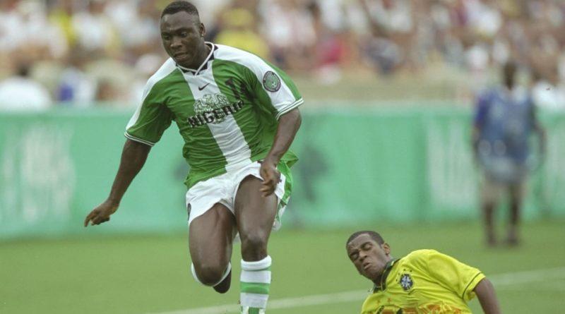 Amokachi envoie le Nigeria au paradis