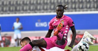 Charleroi: Mamadou Fall