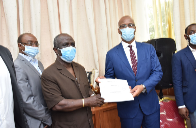 Election FIF : Drogba Didier a fait acte de candidature