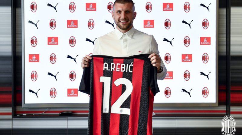 Je suis très heureux de poursuivre mon histoire avec le Milan