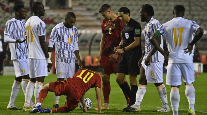 Belgique 1-1 Côte d'Ivoire