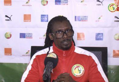 Sénégal vs Bissau , Aliou Cissé : « Nous les respectons beaucoup, mais aussi nous sommes le Sénégal »