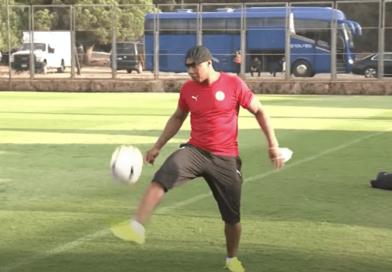 Matchs amicaux : Le 4e galop des Lions marqué par la présence d'El Hadji Diouf