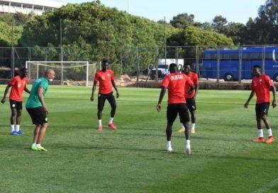 Vidéo , Sénégal vs Guinée Bissau : Revivez le premier galop d'entraînement des Lions