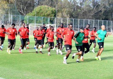 Amical Sénégal vs Mauritanie : Une dernière séance des Lions dans la bonne humeur