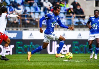 Vidéo , Ligue 1 : Lens 0-1 Strasbourg , But de Habib Diallo !