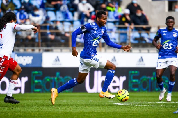 Ligue 1, Strasbourg vs Rennes : Habib Diallo titulaire, M. Niang sur le banc !