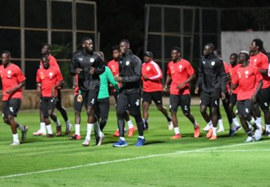 Amical Sénégal vs Mauritanie : Première séance d'entraînement des Lions !