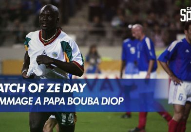 Vidéo : Habib Beye rend hommage à Papa Bouba Diop sur le plateau de CFC
