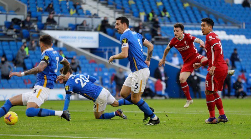 PL : Brighton arrache le nul face à Liverpool