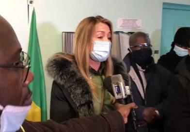 Levée du corps de Pape Bouba Diop à Lens : les témoignages de sa femme  !