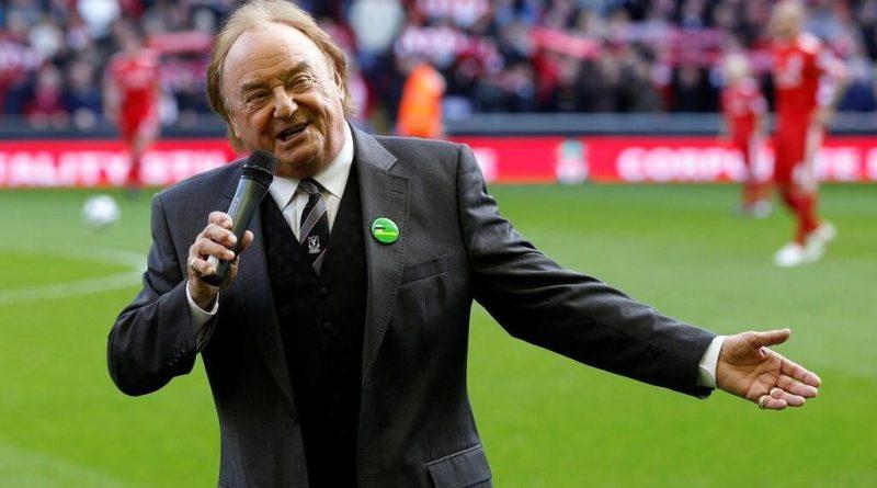 Décès du chanteur de l'hymne de Liverpool