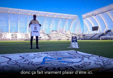 Vidéo – Amiens : Découvrez les premiers mots de Racine Coly !