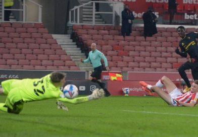 CHampionShip , Stoke 1-2 Watford : Regardez le but d'Ismaila Sarr !