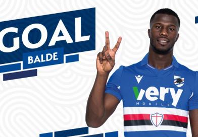 Vidéo , Sampdoria 2-1 Inter Milan : But de Baldé Keita !