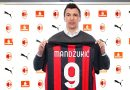 Mercato : Mario Mandzukic signe à l'AC Milan